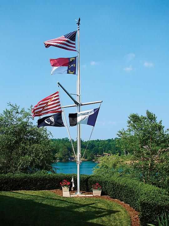 nauticalflagpole